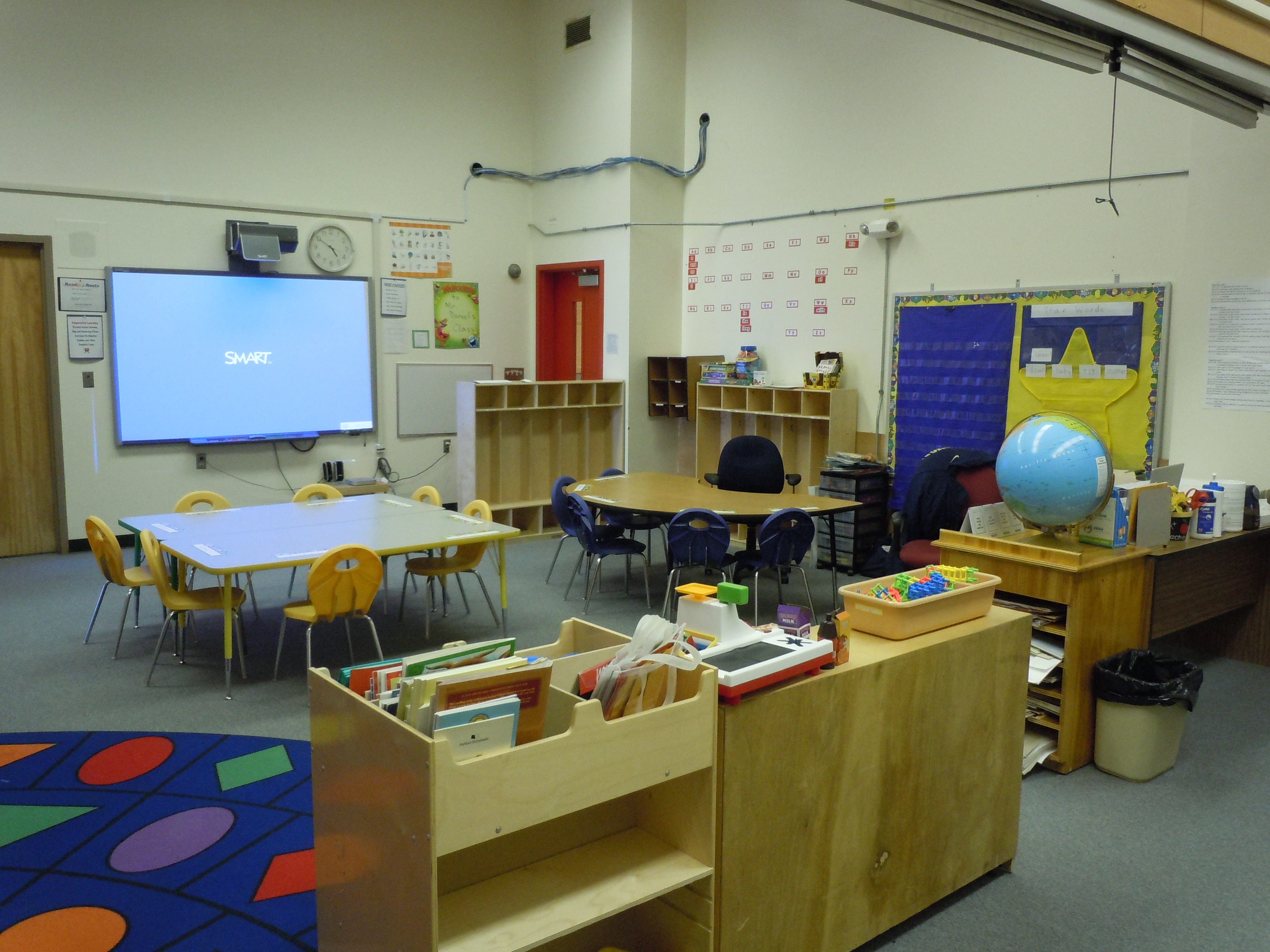 a study on a kindergarten classroom observation 4/3/12 ana-preschool-exampledoc example of preschool observation: documentation and analysis ana, aged 3-1/2 , was observed in the cabrillo preschool classroom.