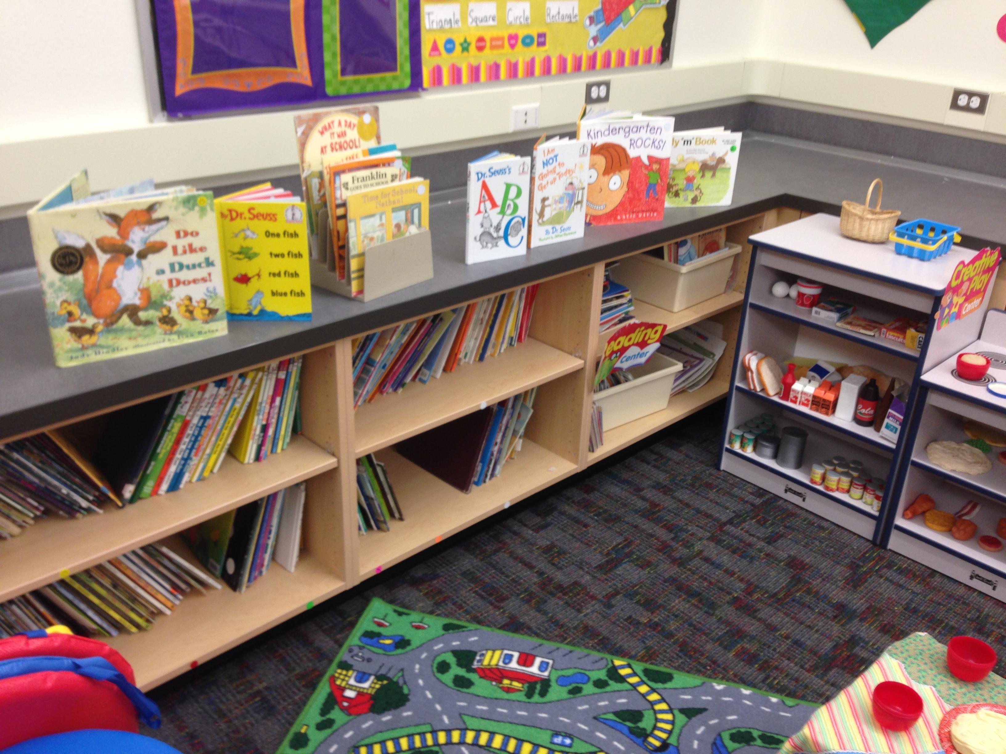 Kindergarten Classroom: The Kindergarten All-Stars