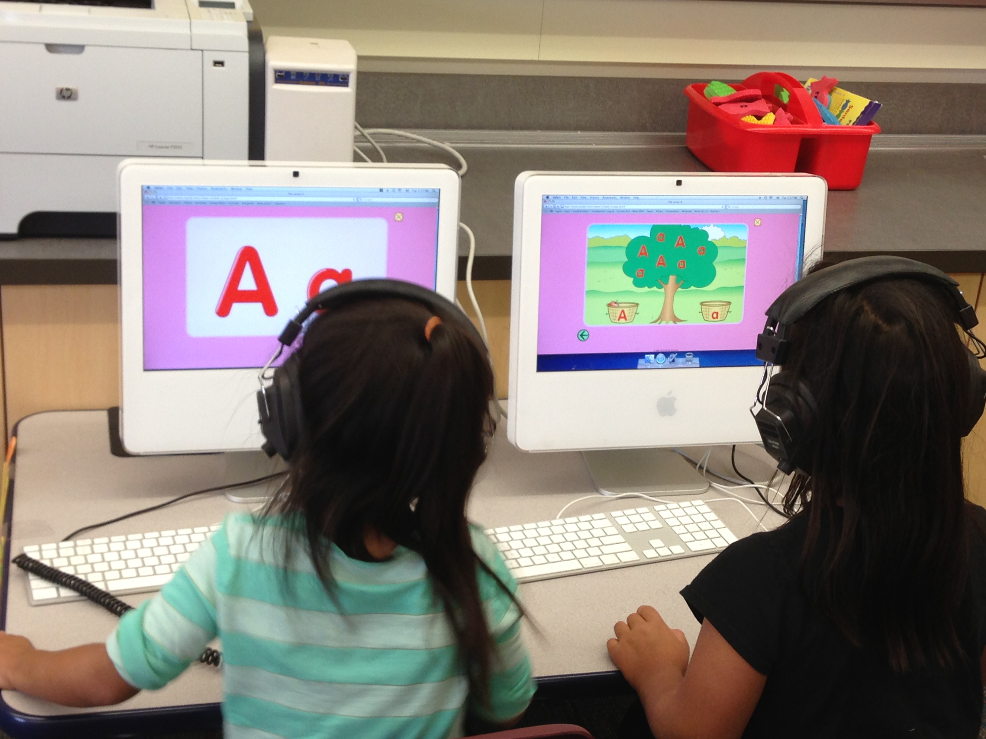 Free Choice Learning Centers | The Kindergarten All-Stars