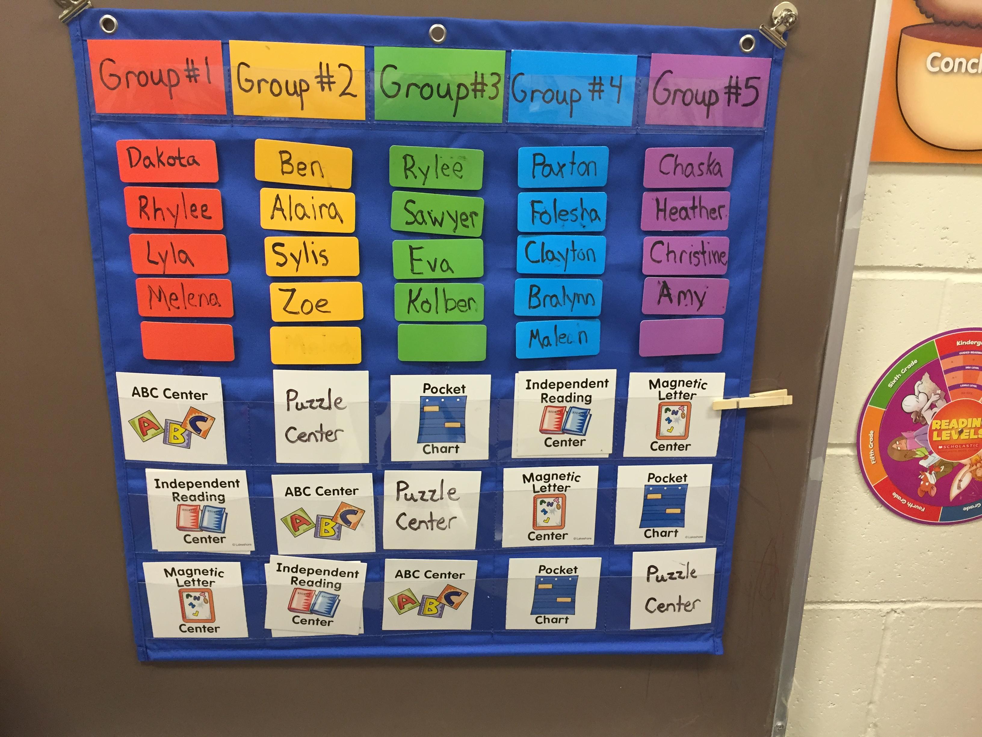 Kinder Garden: The Kindergarten All-Stars