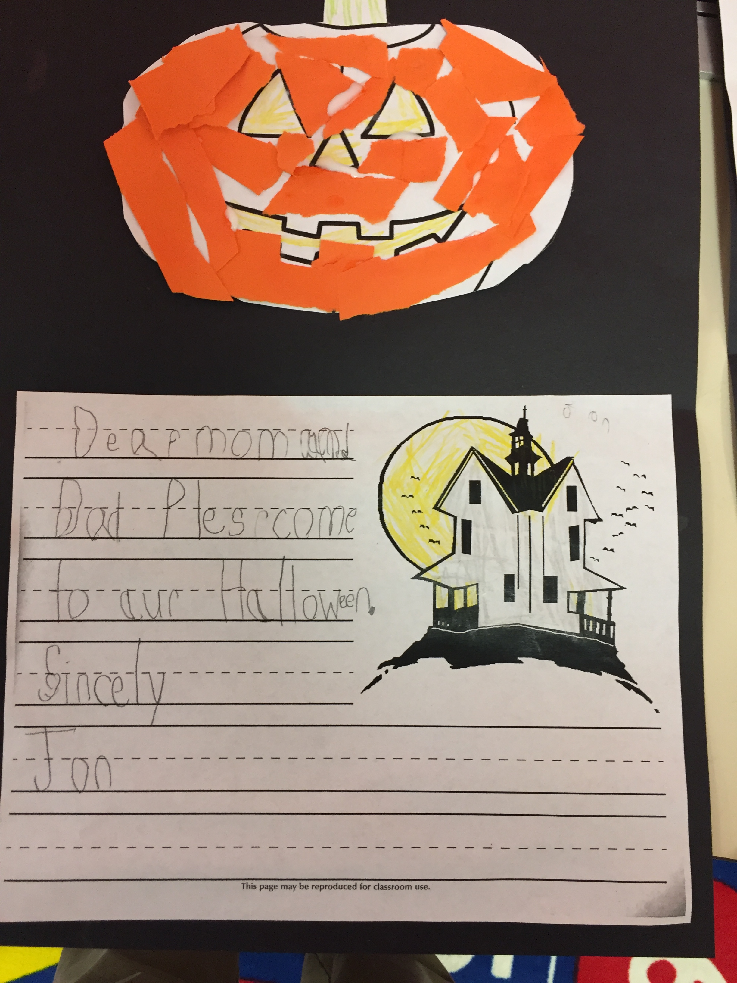 Halloween Party   The Kindergarten All-Stars